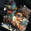 LED Light Set (Only Light Set) For LEGO 21310 and 16050 Old Fishing Store Building Model