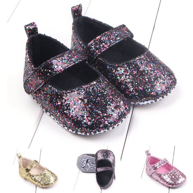 Grey Color Dots Baby Girls Shoes Branded Bow Kids Toddler Sneakers Newborn Cotton First Walker Chaussures Girl Bebe Sapatos Highly Polished First Walkers Mother & Kids