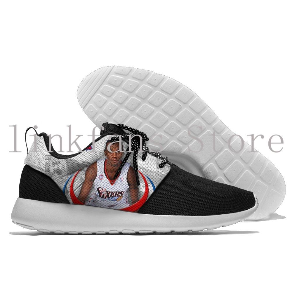 Philadelphia basketball Summer Running Sneakers Women and man Sneaker outdoor walking trekking shoes