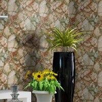 beibehang tile pattern stone bricks wallpaper for walls 3D Wall Paper Vinyl Wall Decor Living Room Bathroom Wallcovering