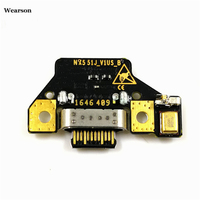 For ZTE Nubia M2 NX551J USB Port Charging Board With Microphone High Quality NX551J USB Board