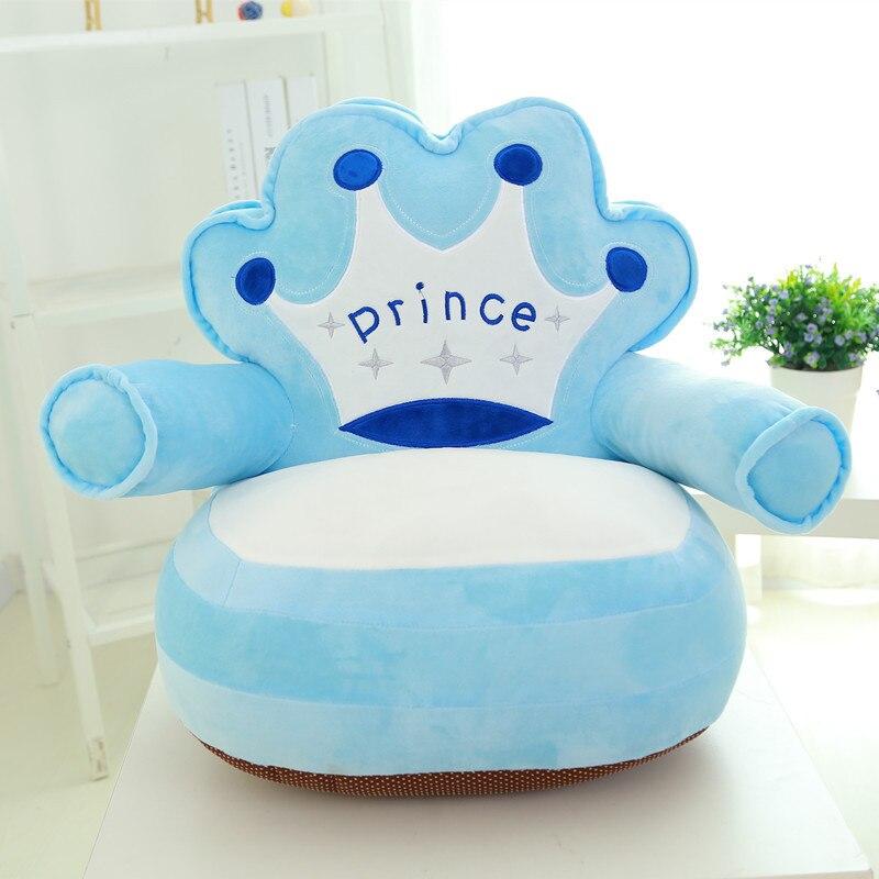 Enfants canapé meubles canapé de bande dessinée pour bébé sièges pour les filles mignon princesse canapé Pliant Réglable Étage Un Fauteuil-Lit Lit Mode