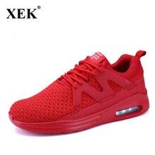 Xek 2017 Для мужчин Кроссовки Удобная Мужская обувь наружного воздуха Подушки Спорт Обувь спортивная для девочек Для мужчин s кроссовки JH44