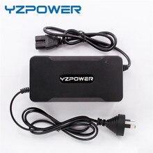Lthium YZPOWER 25.2 V 6A 7A 6.5A Inteligente Li-ion Carregador de Bateria Para 6 S 3.7 V Lipo Bateria De Iões de Li Chargeur Pilha