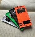 Оригинал Задняя Крышка для Nokia Microsoft Lumia 930 Батарейного Отсека крышка Корпуса Чехол с NFC Чип + Объектив Камеры замена