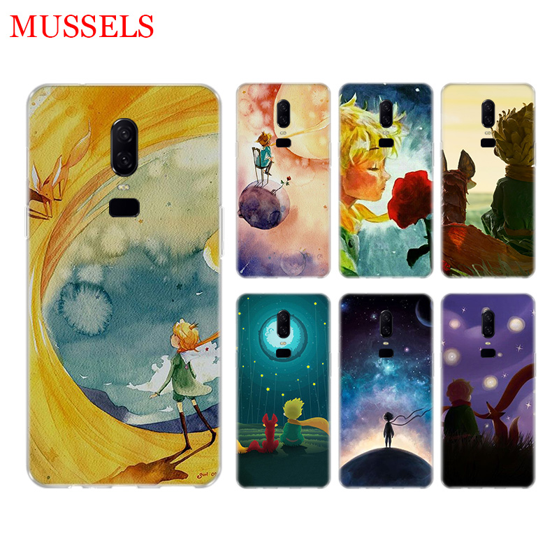 Lovely the Little Prince fox Phone Back Case for font b OnePlus b font font b
