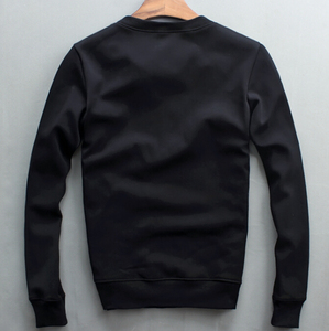 Image 3 - גברים היפ הופ חולצות סוודרים נים יהלומי עיצוב 2019 חורף מזדמן רגיל כותנה עבה סווטשירט
