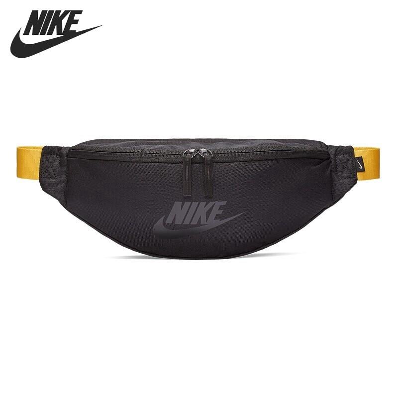 Original New Arrival  NIKE HERITAGE BKPK  Unisex Handbags Waist Bags Sports Bags