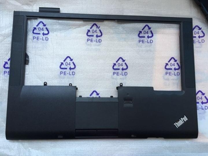 New Lenovo ThinkPad T410 T410i Palmrest Keyboard Bezel Touchpad W//FPR 60Y4956