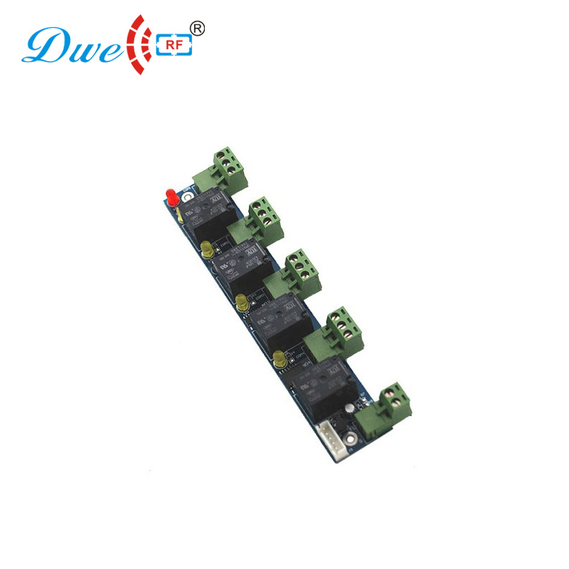 Security access control system PCB board door access panel with fire alarm linkage expansion module