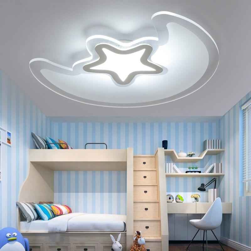 Licht & Beleuchtung Kind Zimmer Acryl Led Decken Lampe Für Kinder Schlafzimmer Decke Led-leuchten Küche Restaurant Flur Beleuchtung