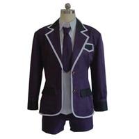 2017 Fate Apocrypha Ruler school uniform Cosplay Costum custom made