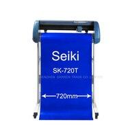 Free By DHL Cutting Plotter 60W 1340mm Vinyl Cutter Model SK 720T Usb Seiki Brand Top