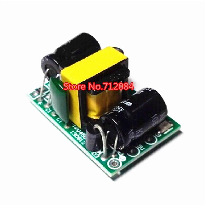 5V700mA (3.5W) isolated switch power supply module AC-DC buck step-down module 220V turn 5V zuczug new precision 700ma 5v 3 5w isolated switching power supply module ac dc buck module 220 to 5v