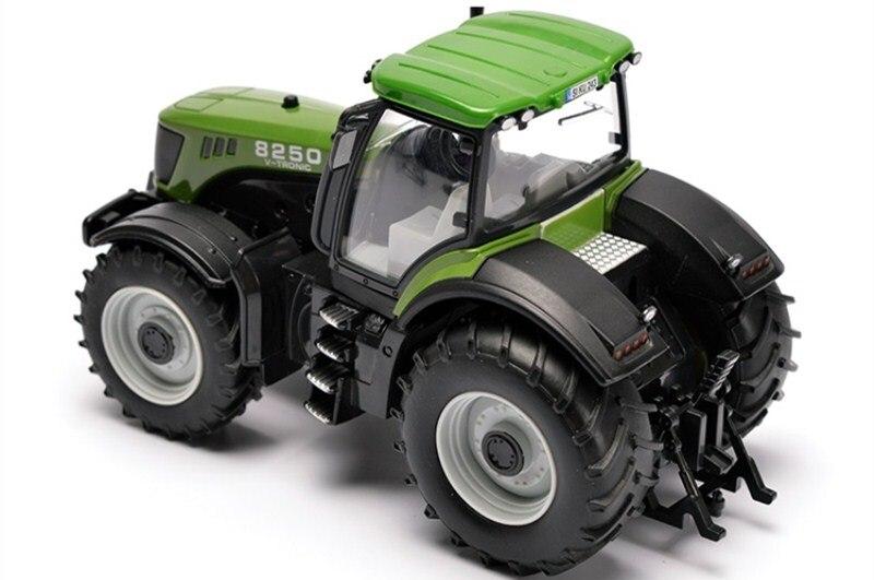 Farm Vehicles Tractor Car Model 36