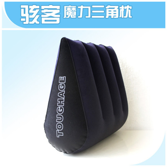 Inflatable Sex Magic Pillow, Sex Sofa Bed Cusion Chair Swing Bondage, Adult Sex Position Furnitures Sex Toys for Couples