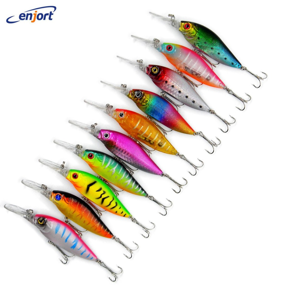 110MM bass deep lures for fishing tackle Minnow Fishing Lure 11 CM 12G japan bait plastic lure swimbaits protein pesca crankbait