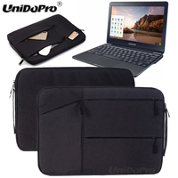 Unidopro Multifunctional Sleeve Briefcase For Samsung NP110S1K K01US Notebook M SSD Laptop Mallette Handbag Carrying Bag