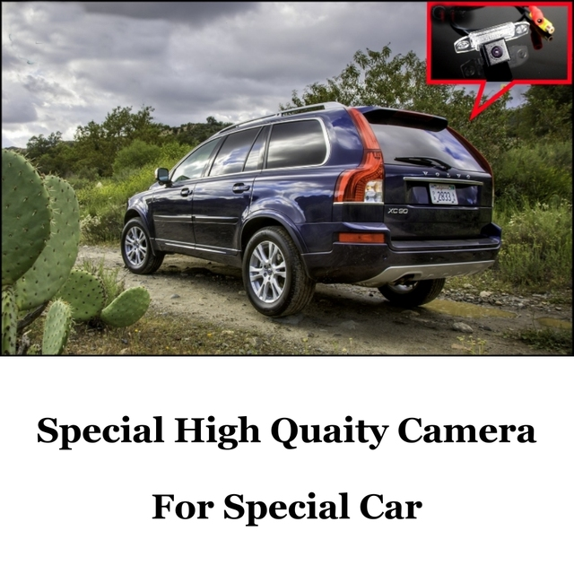Car Camera For Volvo XC90 High Quality Rear View Back Up Camera For Fans | CCD + RCA