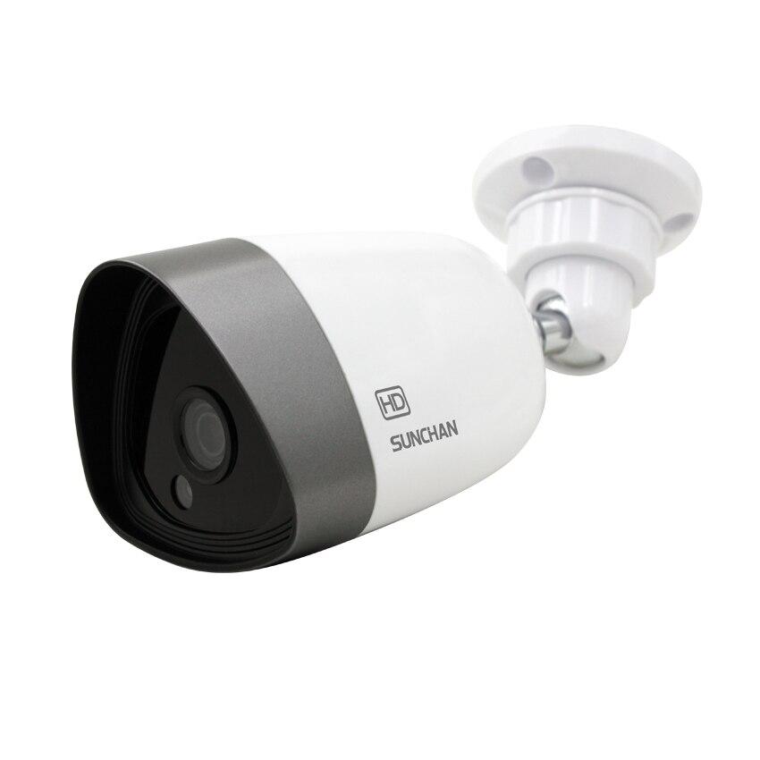 SunChan IP66 1080P 2.0MP IR LED Night Vision Waterproof Security Camera High Quality AHDH Camera Outdoor CCTV Camera