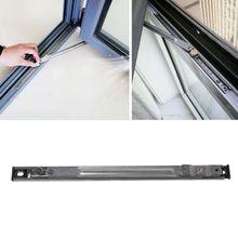 Детская безопасность замок ограничитель для блокировки окон ветрозащитный стопор раздвижные двери безопасности W329