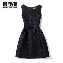 4038f274bad4 Vestido de niña de verano 2018 vestidos para niñas de 12 años sin mangas  negro sólido 6 8 tamaño marca princesa vestido adolesce.