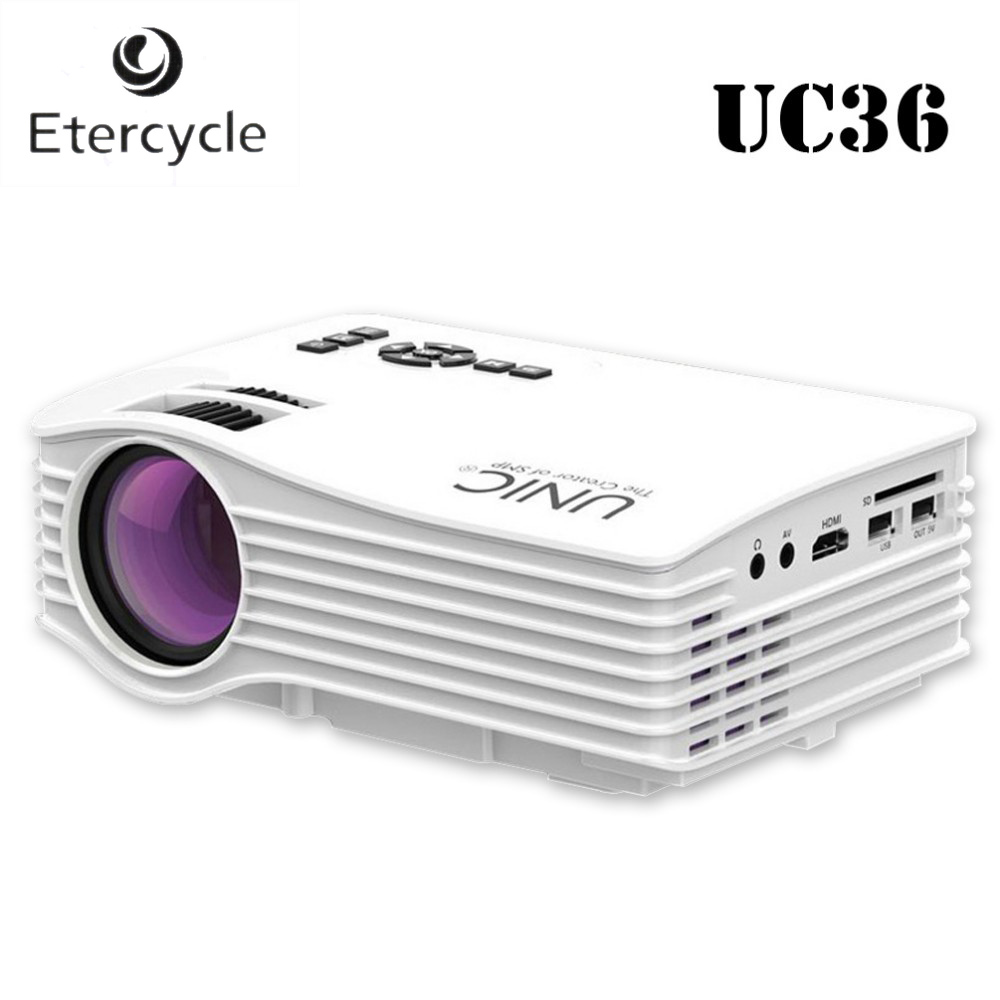 Buy unic uc36 mini portable led projector for Where to buy pocket projector