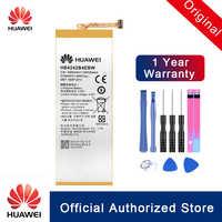 Huawei 100% Bateria Original HB4242B4EBW Para Huawei Honor 6/Honor 4X/Honor 7i/Tiro X ShotX Substituição telefone 3000mAh