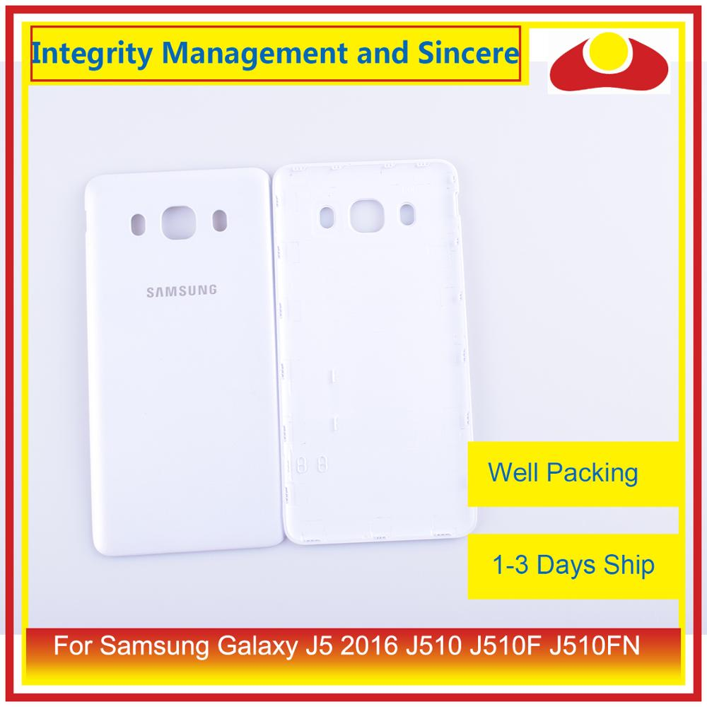Image 2 - Original For Samsung Galaxy J5 2016 J510 J510F J510FN J510H J510G Housing Battery Door Rear Back Cover Case Chassis Shell-in Mobile Phone Housings & Frames from Cellphones & Telecommunications