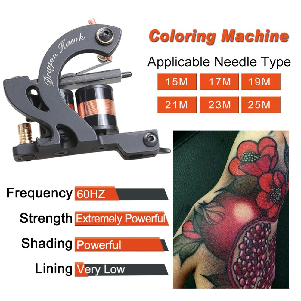 Novi stil Stručni Iron Tattoo stroj Wrap zavojnice podstava - Tetovaže i tjelesna umjetnost - Foto 6