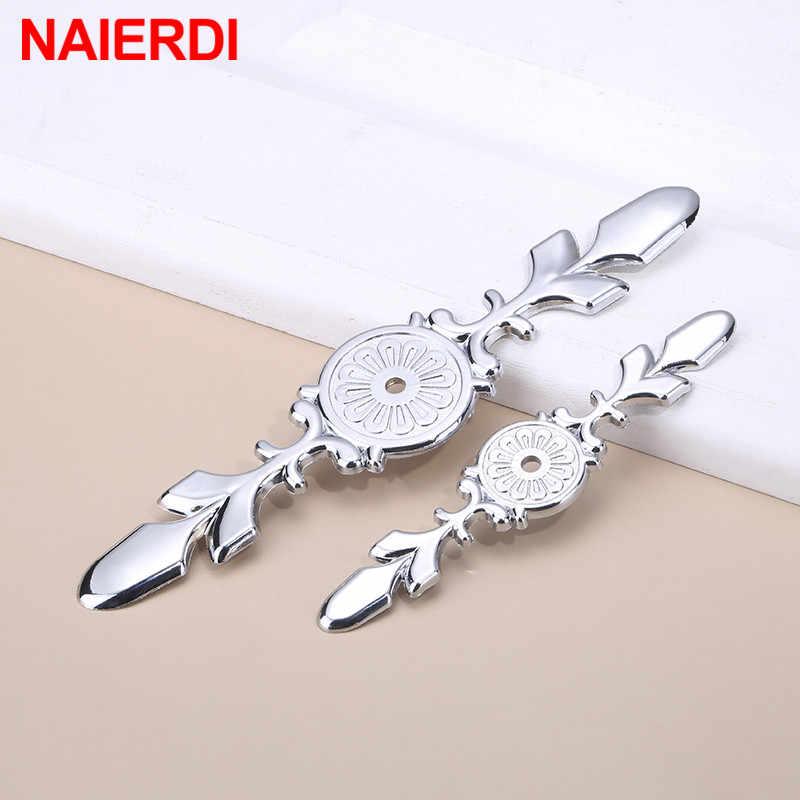 NAIERDI lüks elmas kristal dolap kolları dolap ayakkabı kutusu kolları dolap kapı çekmece kolları Pulls mobilya çektirme