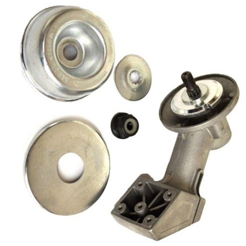 1 Set boîte de vitesses tondeuse débroussailleuse accessoire pour Stihl 41376400100 FS44 FS55 FS80 FS85 FS90 maison jardin outil