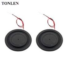 TONLEN 1.5 inch 43mm Full Range Ultra Thin Speaker Unit 8 Ohm 5 W Bass Shock Basin Vibration Diaphragm Audio Bluetooth Speaker цена