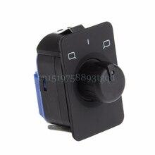 Black Side Mirror Switch Control Knob Memory 4B1959565A For Audi A6 C5 98-04#T518#