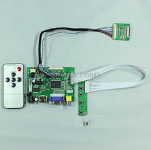 HDMI+VGA+2AV lcd Controller board work for 7inch HSD070PWW1 IPS lcd panel