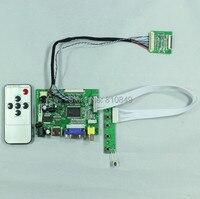 HDMI VGA 2AV Lcd Controller Board Work For 7inch HSD070PWW1 IPS Lcd Panel