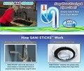 Smartlife Sani Varas 12 pçs/lote Descontaminação Para Desodorante A Cozinha Banheiro Banheira de Esgoto Draga Agente de Limpeza de Drenagem