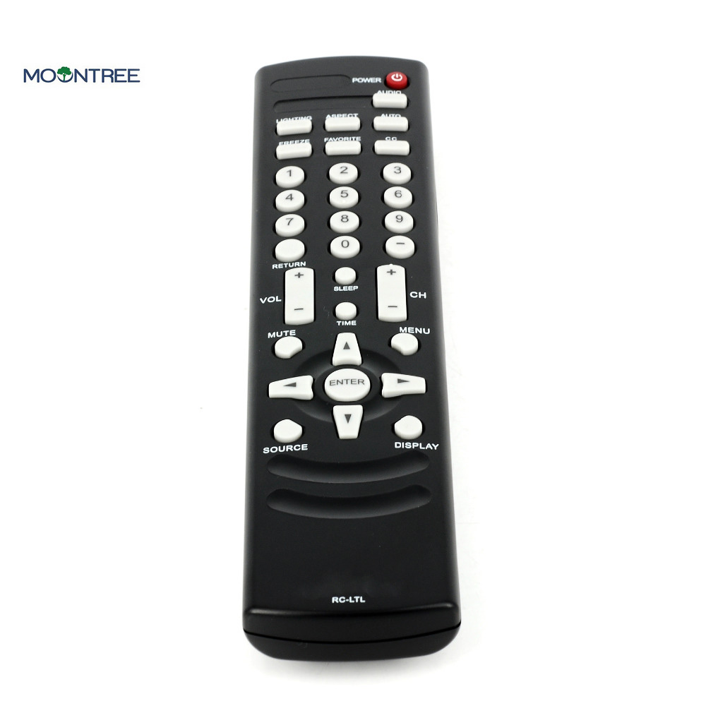 RC-LTL пульт дистанционного управления для OLEVIA tv 219H 226T 227V 232 T 237V 237V 242V 323V 327V 337 V 433 V H контроллер mhz