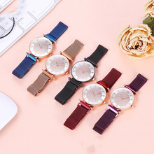 цена на Ladies Dress Watches Fashion Watch Quartz Women reloj mujer Luxury Crystal Magnetic Waterproof Bracelet Clock relogio feminino