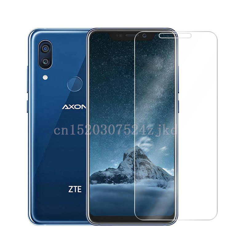2.5D 0.26mm 9H Premium Tempered Glass For ZTE Axon 9 Pro Screen Protector Toughened protective film For ZTE Axon 9 Pro