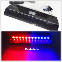 Castaleca 자동차 비상 스트로브 플래시 경고 빛 12 볼트 12 Led 12