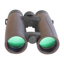 Promo offer High Quality 10X42 Professional Hunting Binoculars HD Powerful Optical Lens Long Range Waterproof Telescope Bird Watching Gift