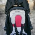 Maclaren cochecito de bebé del coche reposacabezas almohada almohadilla protectora accesorios envío gratis
