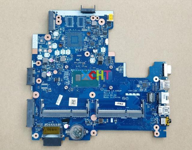 Hp 14 R シリーズ 240 246 G3 755835 501 UMA i5 4210U ZSO40 LA A993P ノートパソコンのマザーボードマザーボードテスト