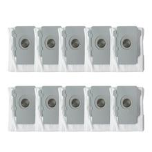 HOT!10 Pcs For Irobot Roomba I7 I7+ Plus E5 E6 Robot Vacuum Cleaner Dust Bag Filter Bags Robotic Vacuum Cleaner Bag Accessorie