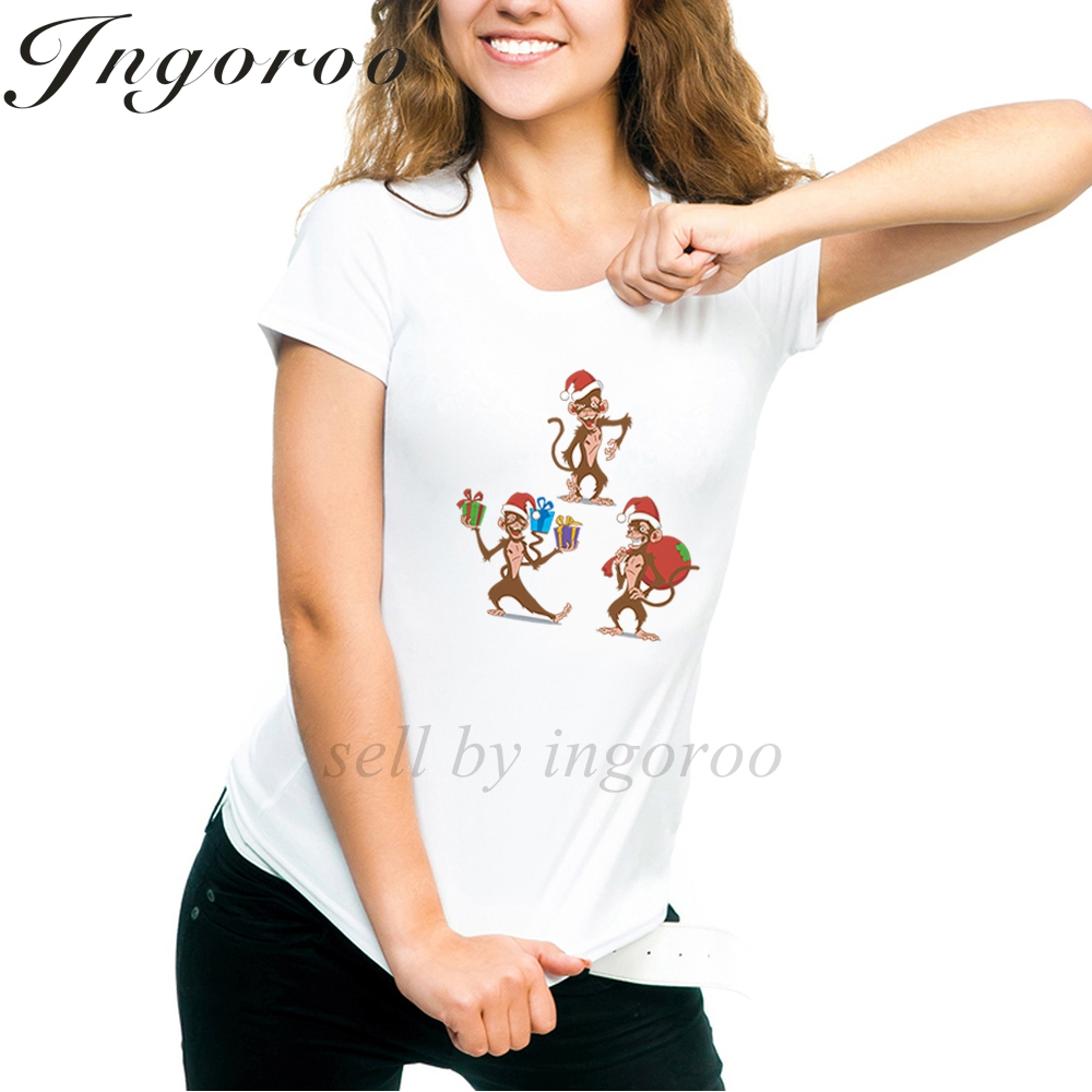 Babaseal 2017 Summer Unicorn Puking Rainbow Fashion 3d Cute Monkey Shirt Tumblr Casual Tee Exo Brand Kawaii Harajuku Tshirt