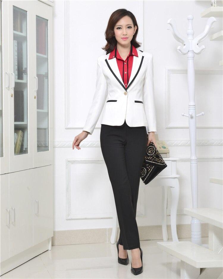 Aliexpress.com : Buy Elegant Woman Office Suits 2015 Ladies ...