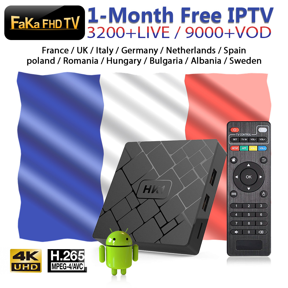 France Italy IPTV Portugal Turkey IP TV HK1 Ex Yu Germany IPTV Subscription Albania UK Turkey 1 Month IPTV Free French 4K IP TV-in Set-top Boxes from Consumer Electronics
