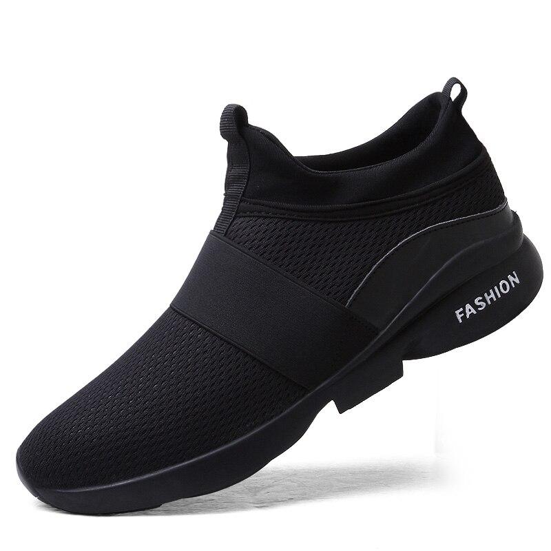 Men Sports Shoes 2019 Brand Running Shoes Breathable Zapatillas Hombre Deportiva High Quality Men Footwear jogging Sneakers zapatillas hombre todas las marcas 2019