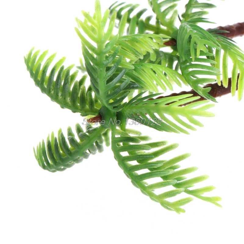 Mini Scenery Landscape Model Simulation Coconut Palms Tree Home Decor Ornaments Nov18 Dropship
